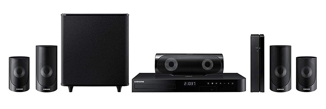 Samsung 5.1 Channel 3D Blu-Ray Home Theater System