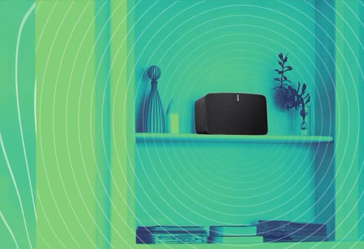 Sonos Play:5 - A Heavyweight Among Wi-Fi Speakers