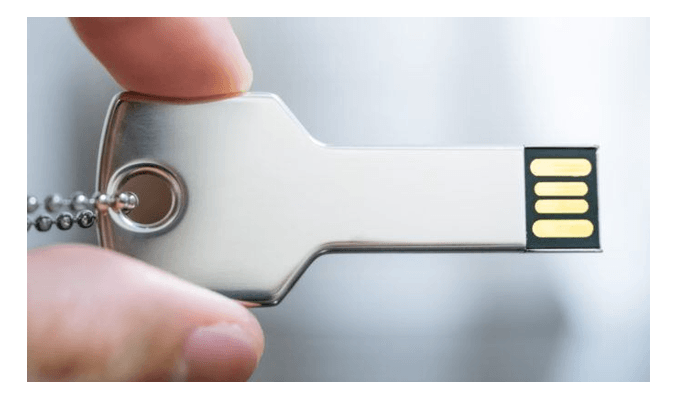 Google's Physical Keys: Your Password's Extra Security Layer