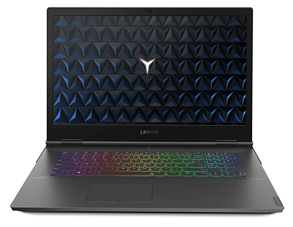 Lenovo Y740 gaming laptop