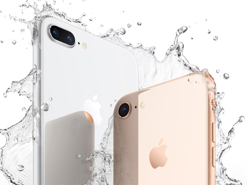 Is the iPhone 8 Really Waterproof?