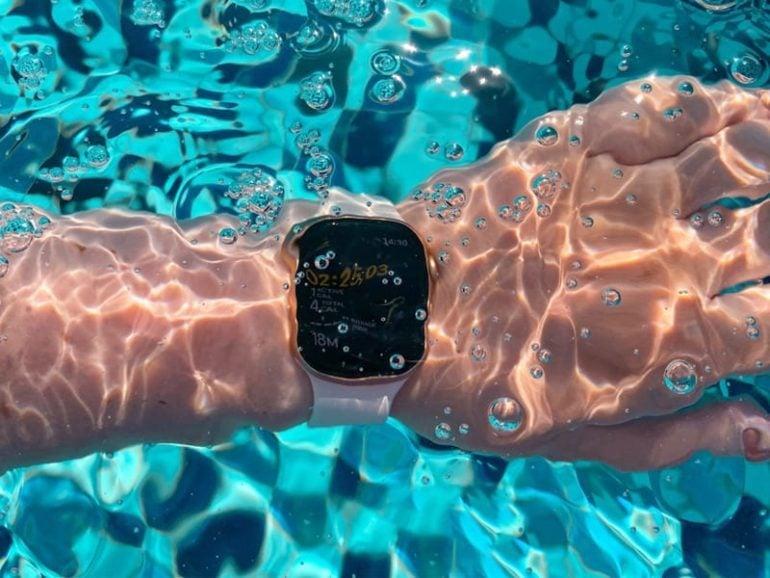 Is the Apple Watch Waterproof