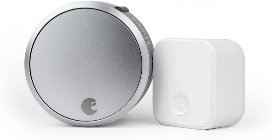 Save 35% on August Smart Lock Pro and Connect Hub