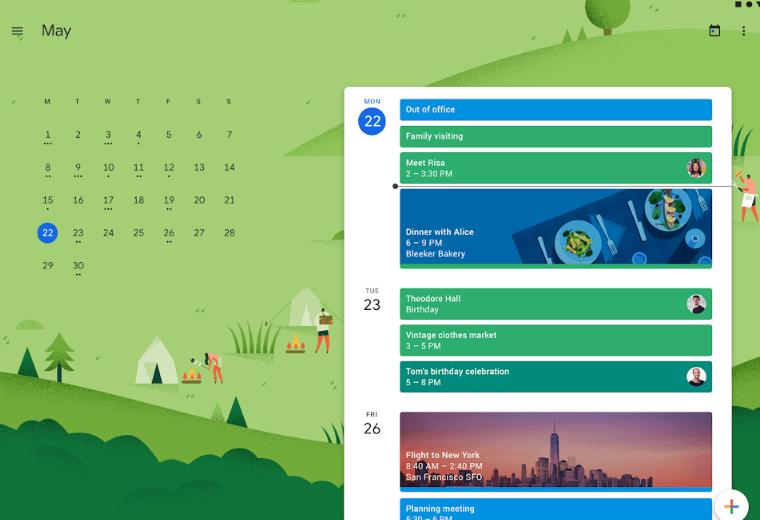 best family calendar app
