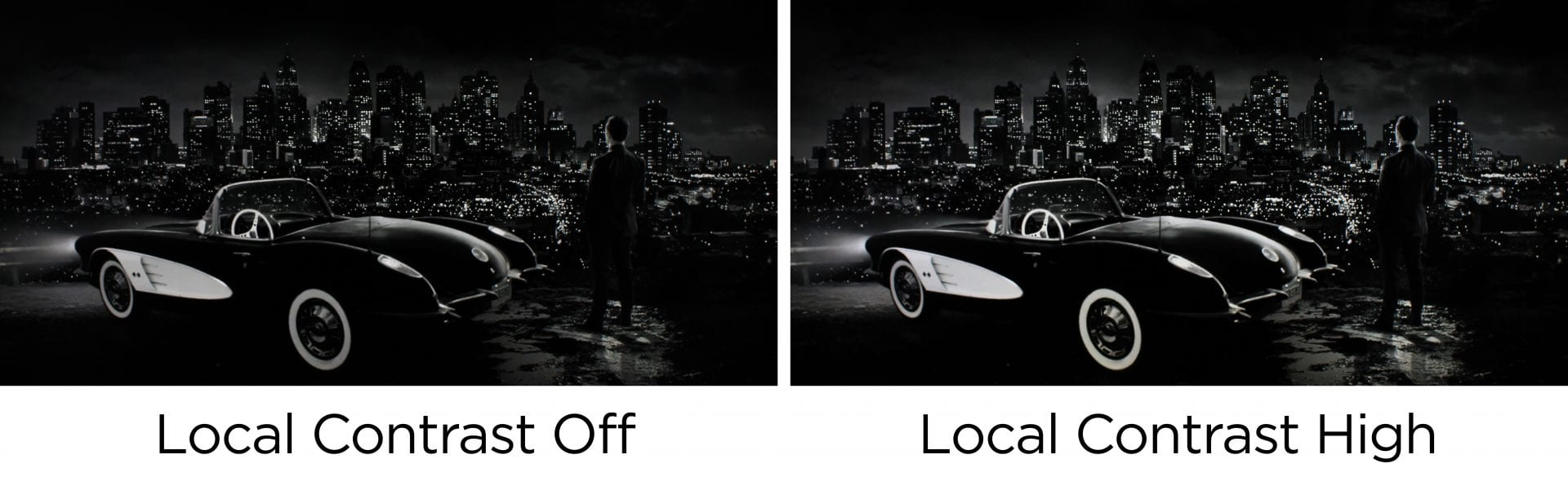 local contrast best tv picture settings