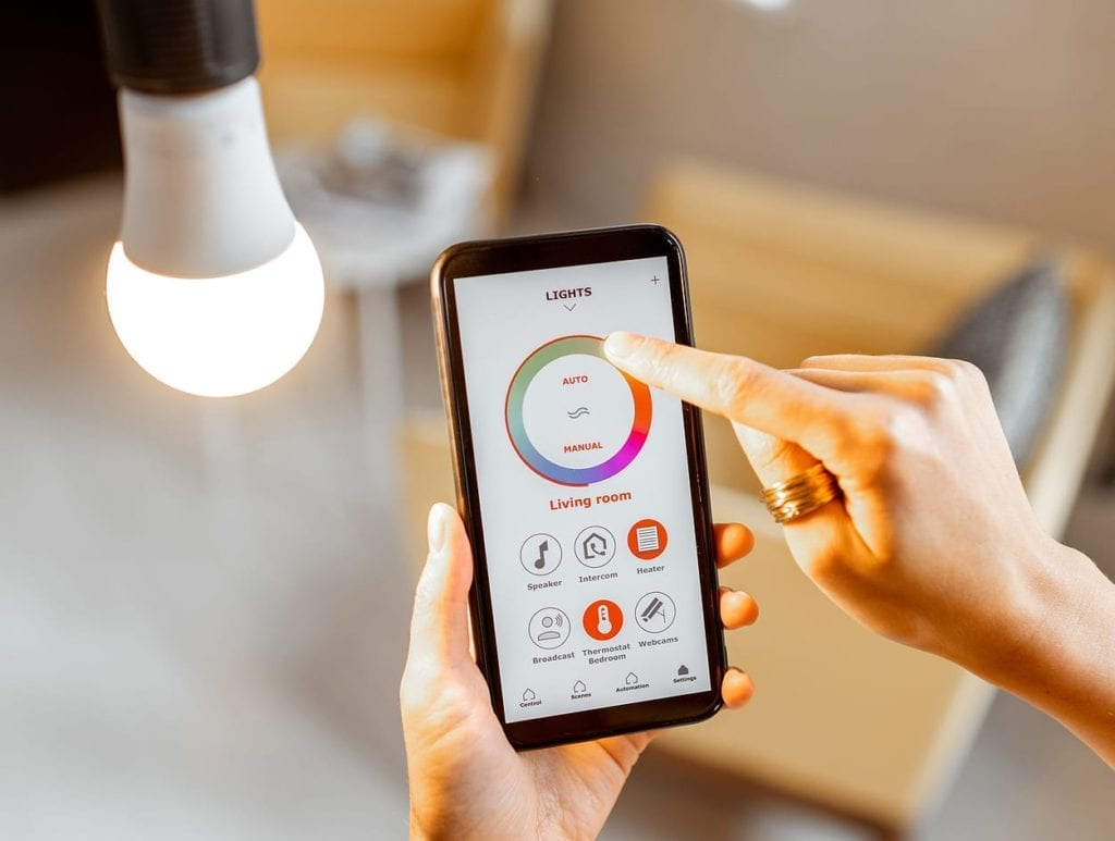 smart lights How to Set Up Your Smart Home