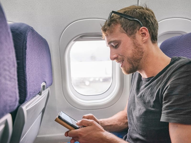 How to Get WiFi on a Plane