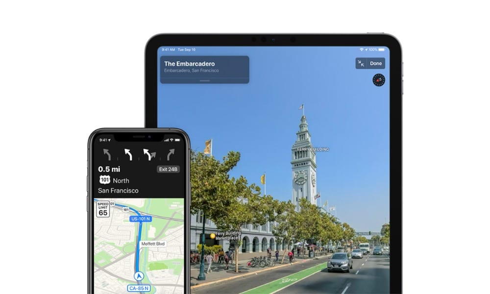 The Best New Features of Apple's Redesigned Maps App