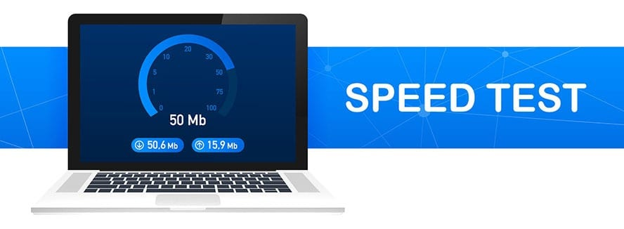 how to test your WiFi speed Chrome