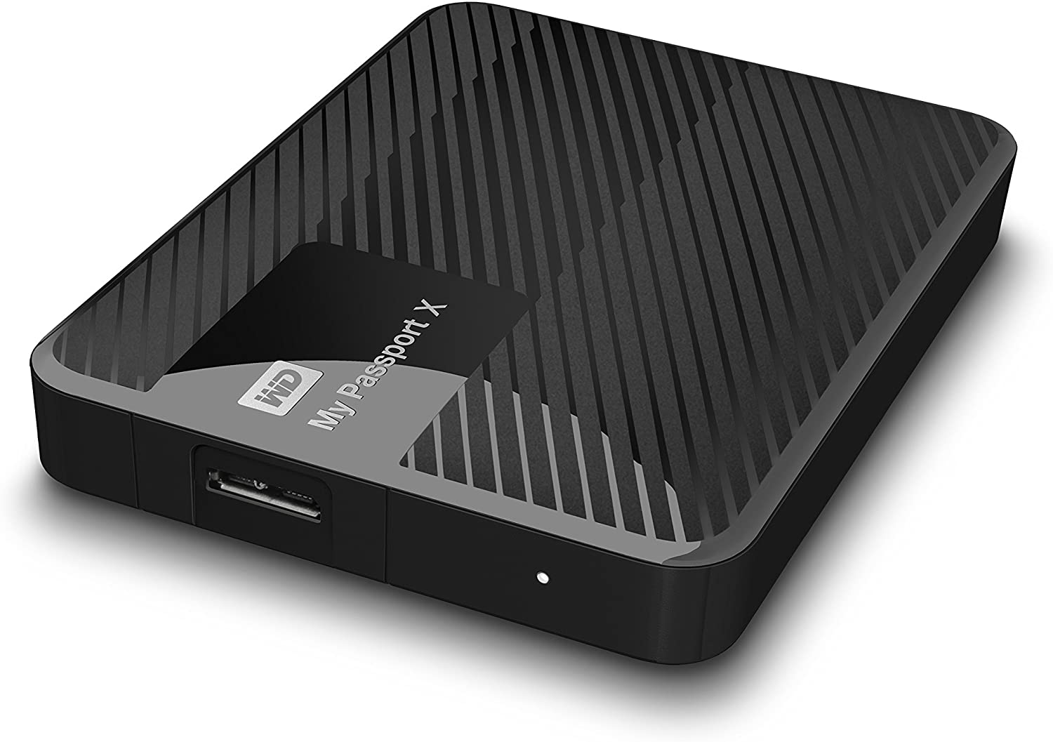 WD My Passport X_ Best External Hard Drive for Gaming