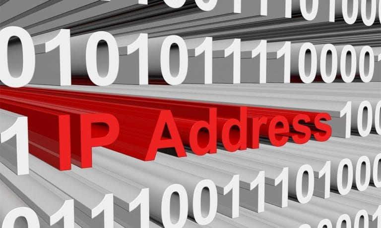 what is an ip address