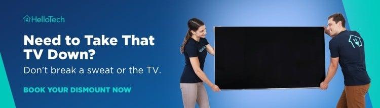 tv-dismounting