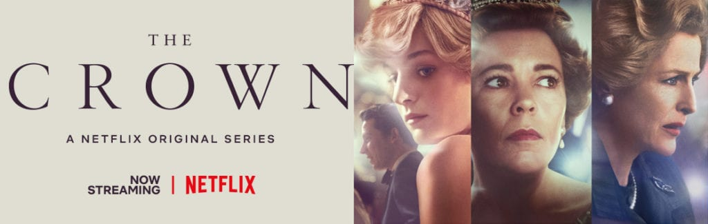 the crown netflix most watched show