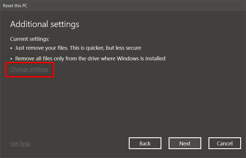 How to Factory Reset a Windows 10 Computer - HelloTech How-To's