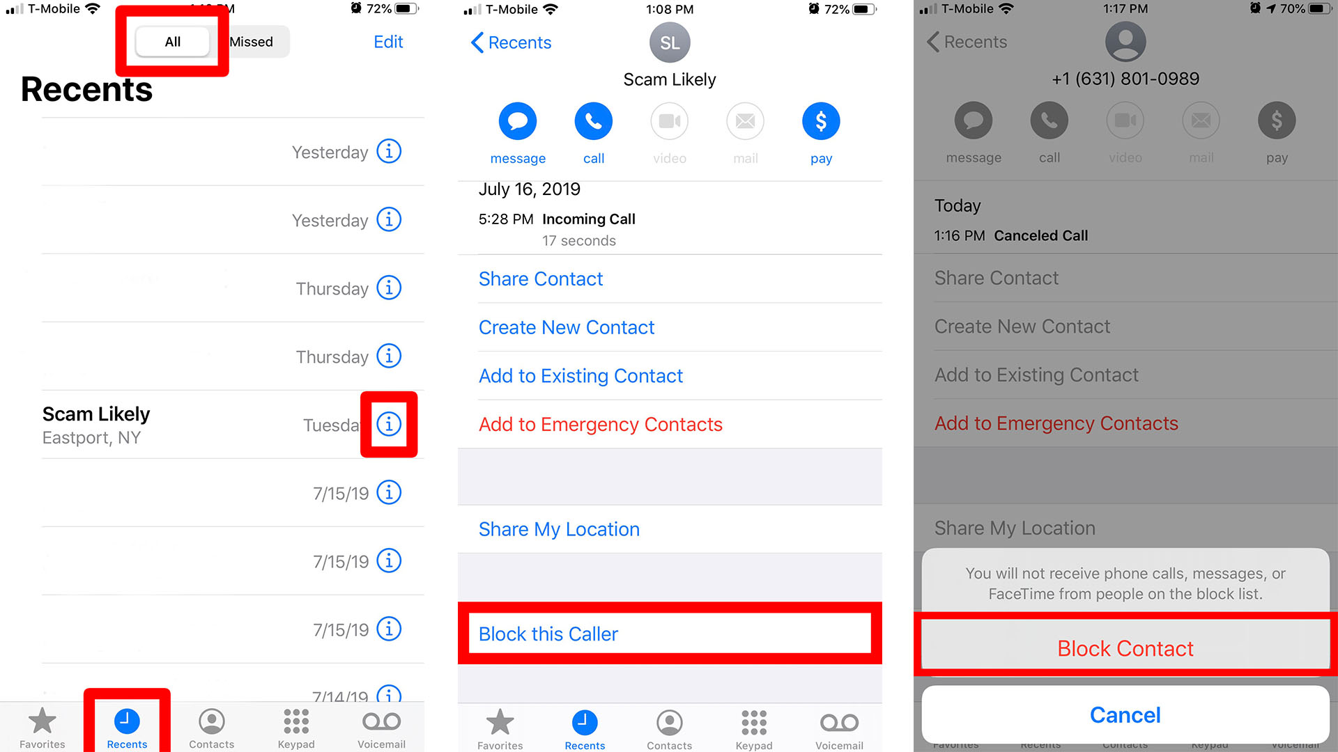 How to Block a Number on Your iPhone - HelloTech How-To's