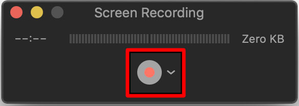 How to Screen Record Using QuickTime