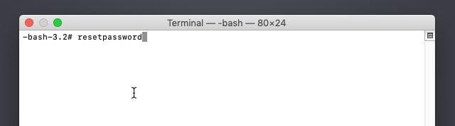 mac recovery mode terminal resetpassword