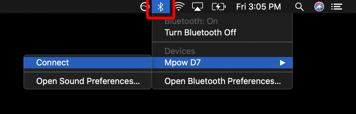How to Connect Bluetooth Headphones to Mac Computer