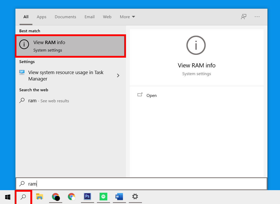 How to Check Computer Specs in Windows 10  HelloTech How