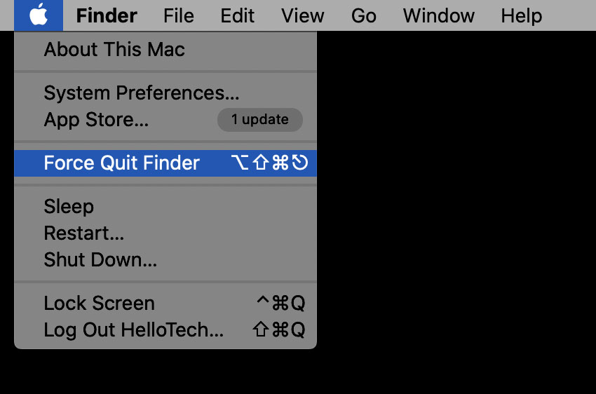 How to Force Quit an App on Your Mac