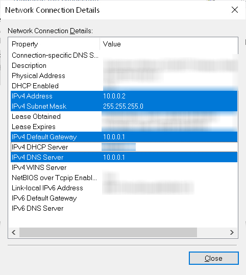 How to Set a Static IP Address for a Windows 10 PC