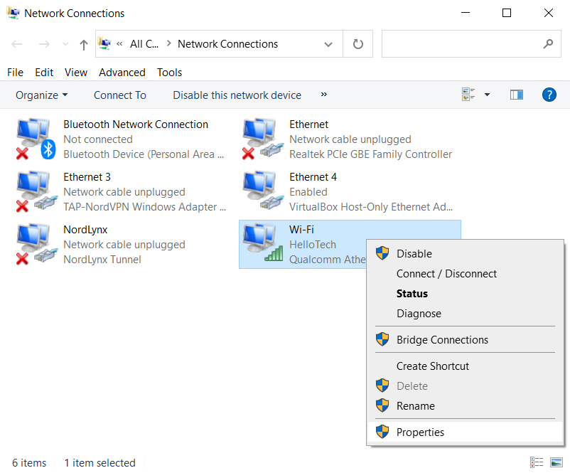 How to Change Your DNS Address on a Windows 10 Computer