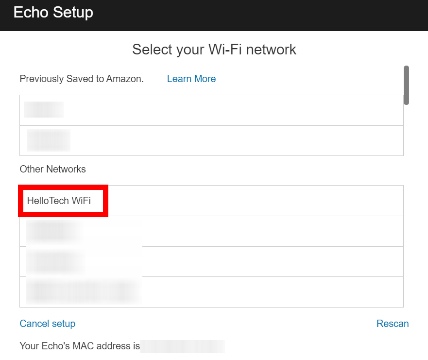 How to Connect Alexa to a New WiFi Network Without the App
