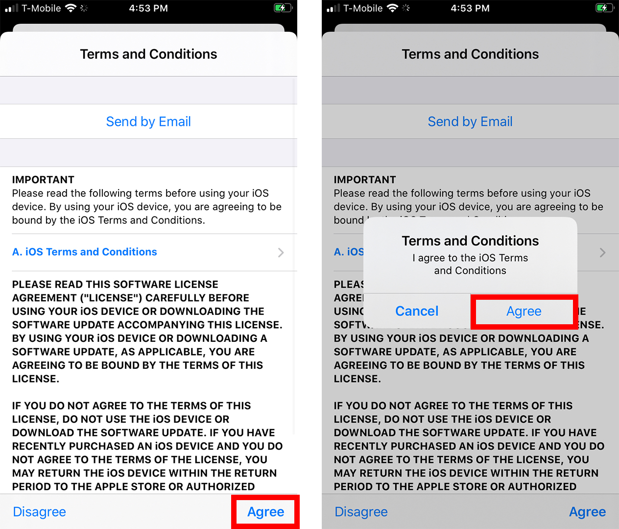 How to Update your iPhone Manually