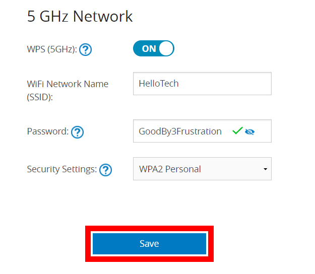 How to Change Your WiFi Name and Password