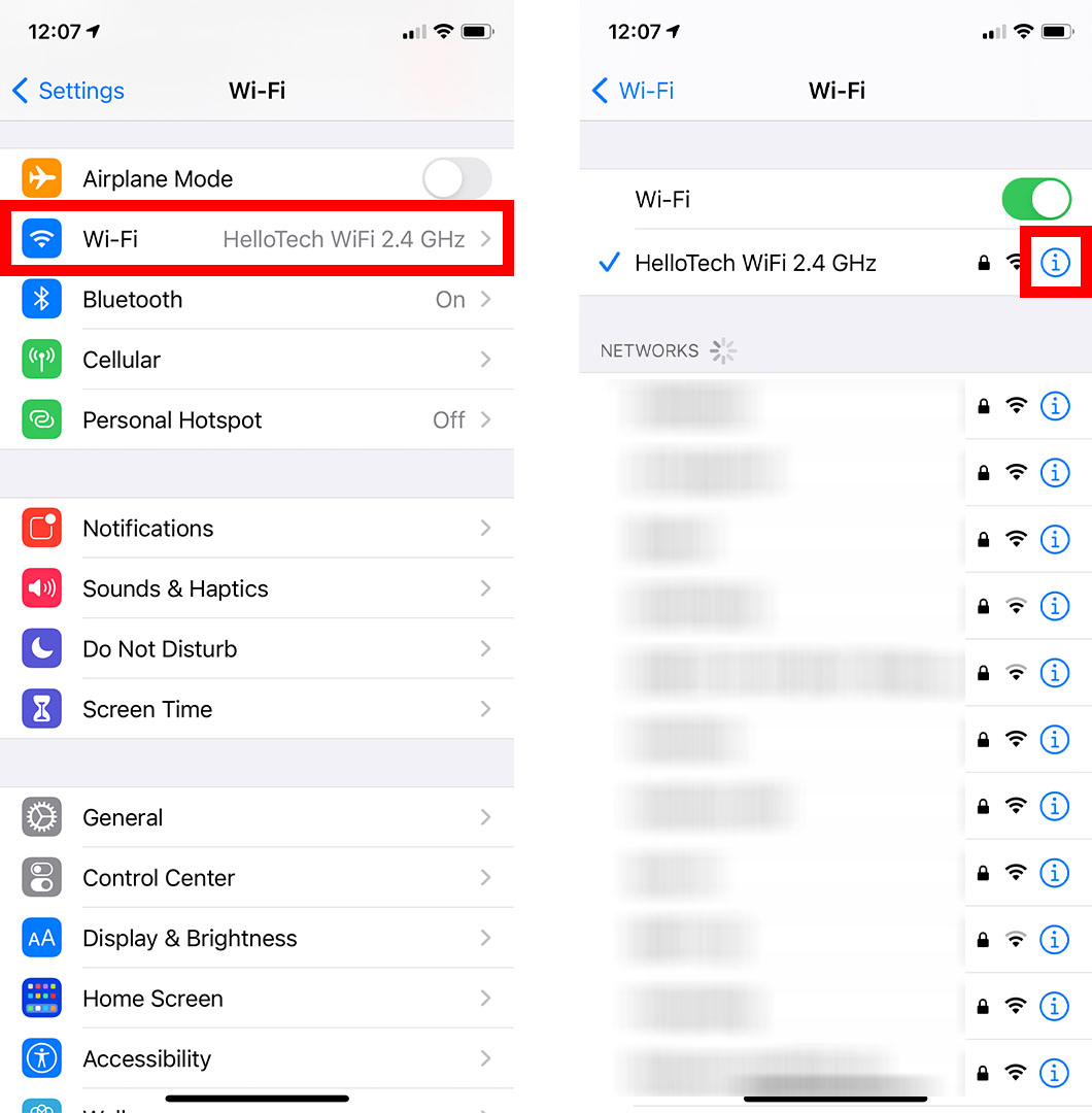 How to Find a WiFi Password on Your iPhone