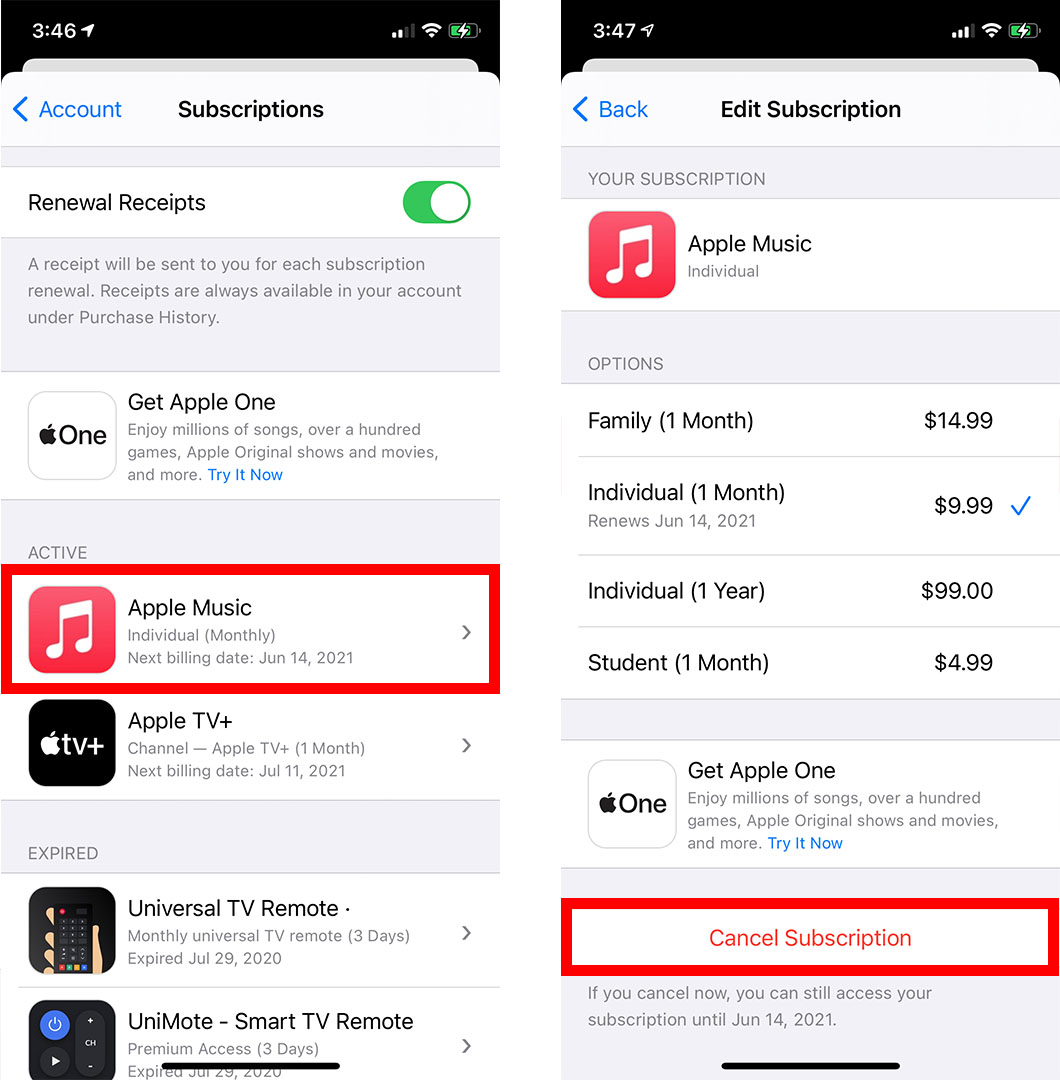 How to Cancel Subscriptions on Your iPhone