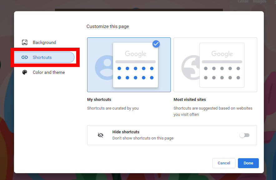 How to Customize the New Tab Page in Chrome