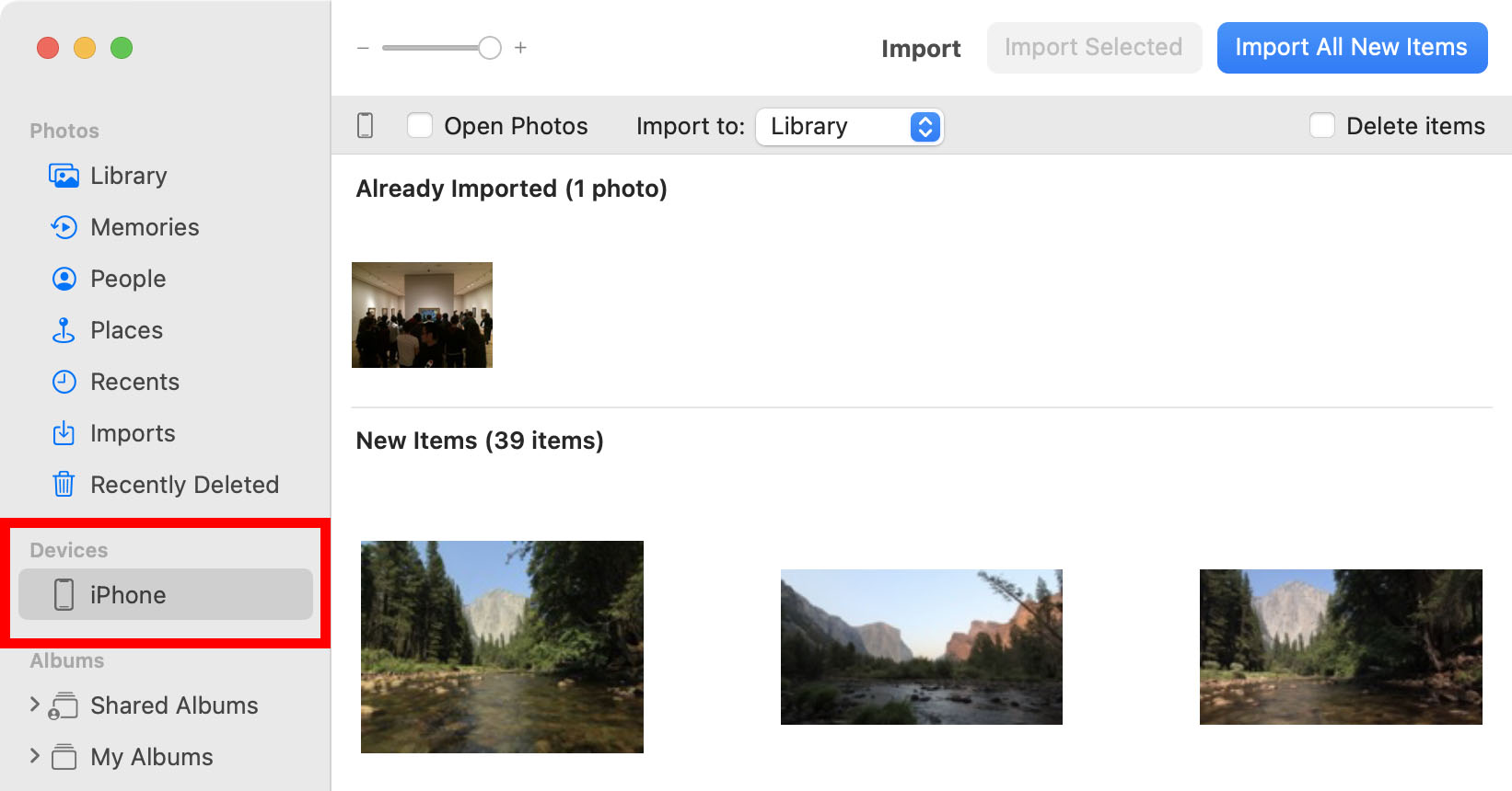 How to Import Photos From Your iPhone to the Photos App