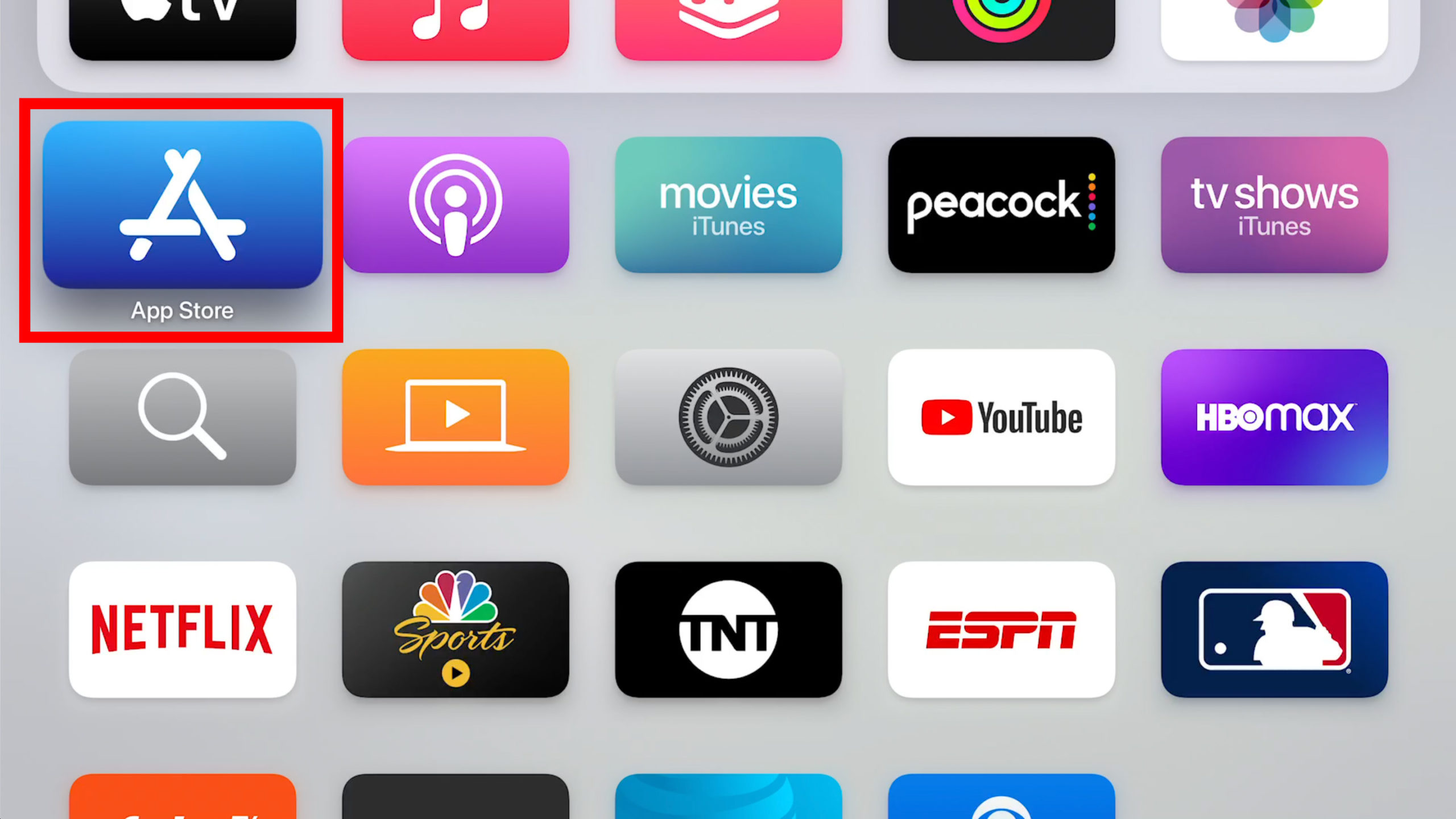 How to Manually Update Apple TV Apps