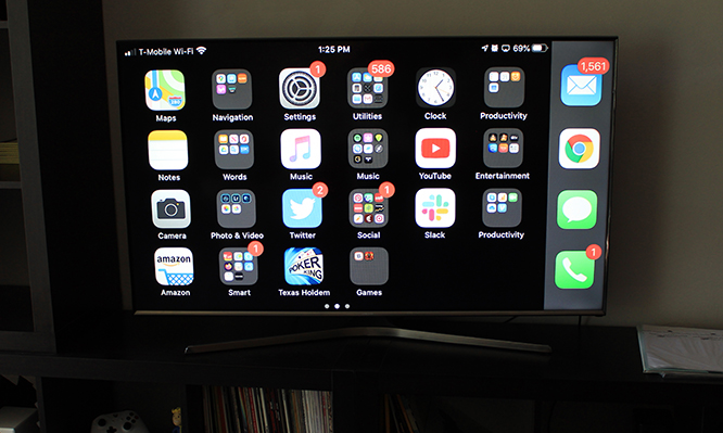 How to Mirror Your iPhone to an Apple TV