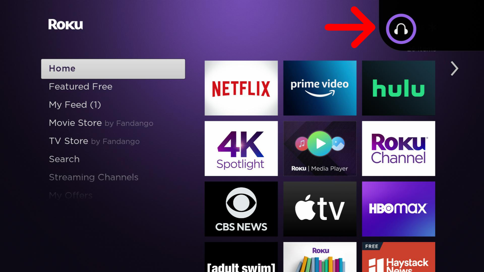 how-to-connect-headphones-to-roku_3