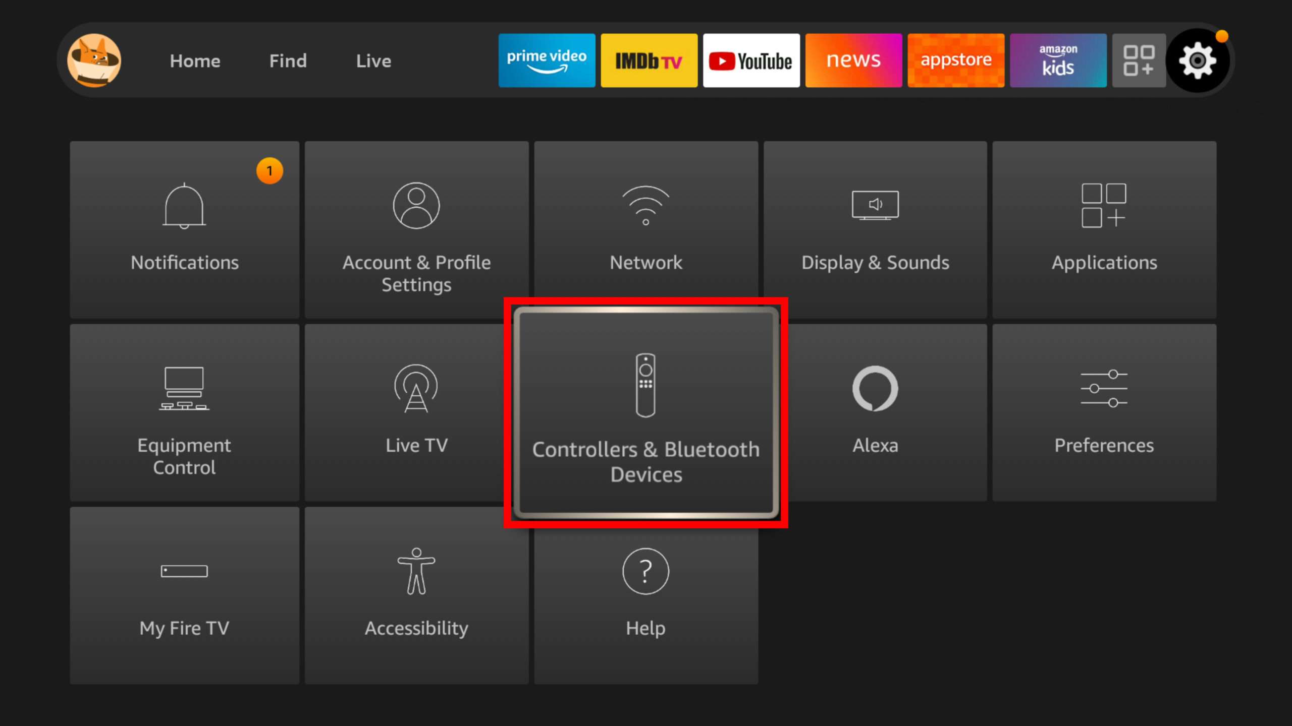 How to Pair a Replacement Remote to Your Fire TV