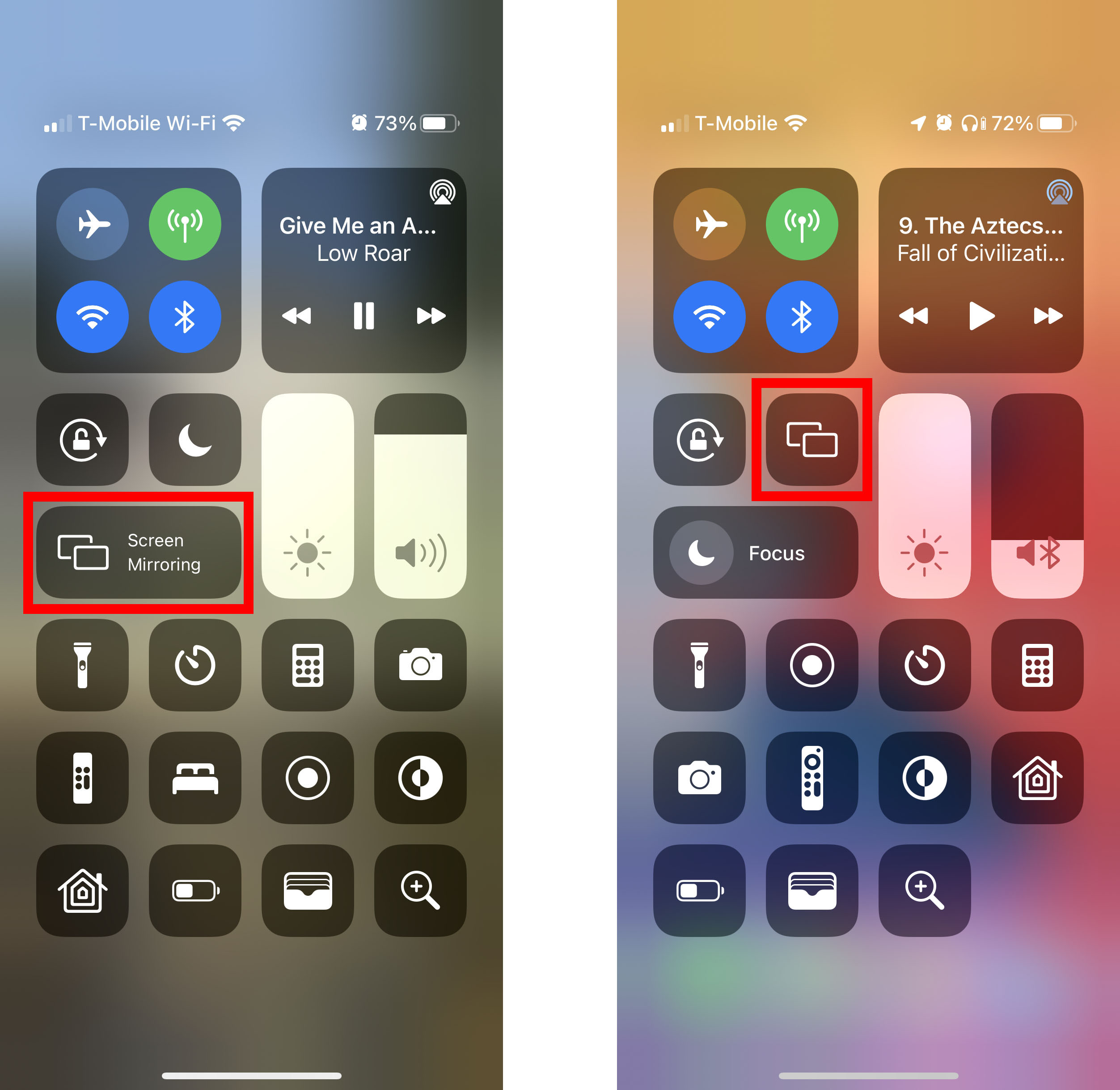 How to Mirror an iPhone to a Roku Device